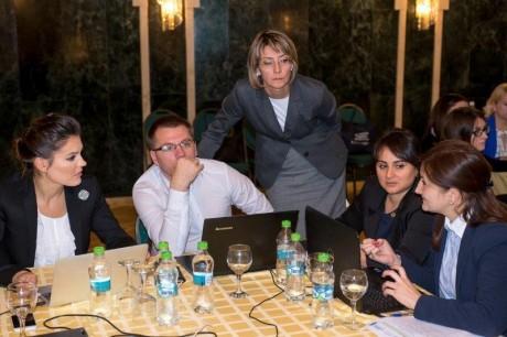 Moldova's women MPs get closer to the public via social media