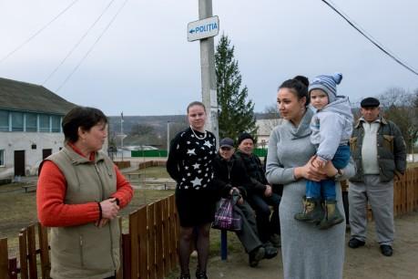 In Moldova, a woman mayor is breaking stereotypes