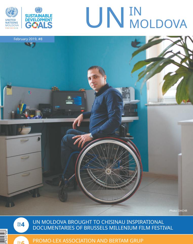 UN Magazine, February 2019