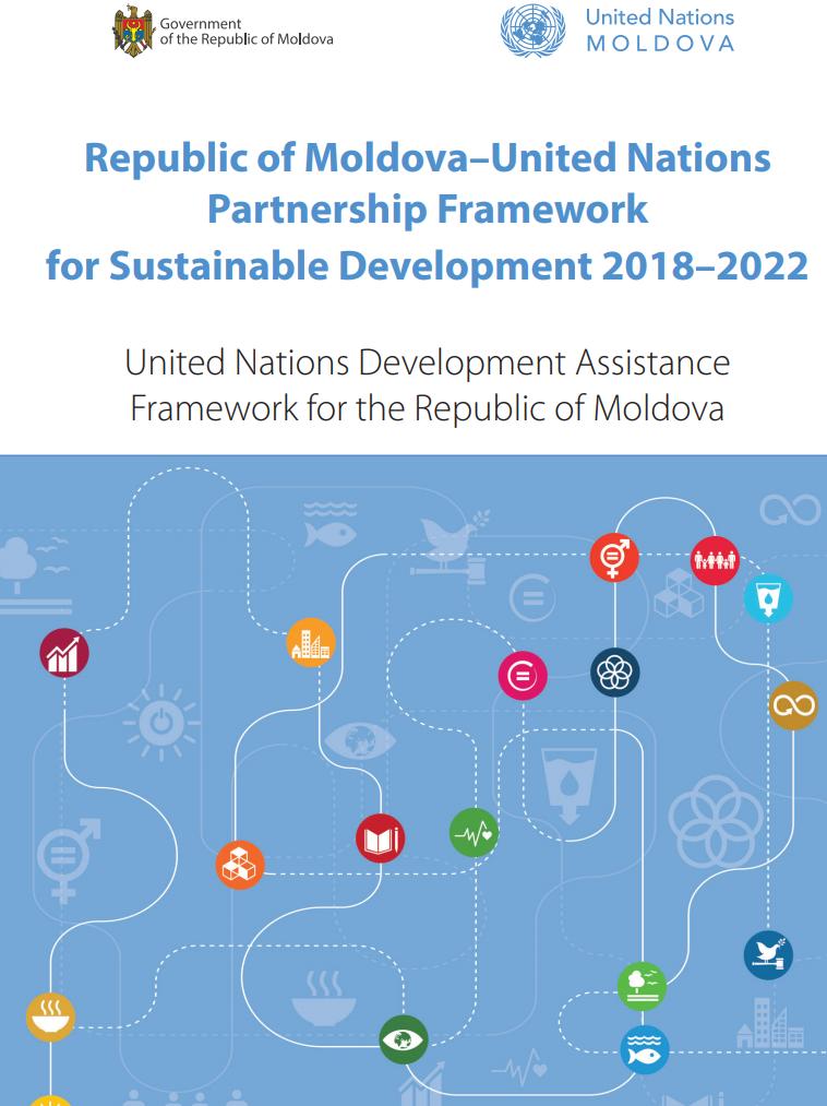 The Partnership Framework for Sustainable Development 2018–2022 (PFSD)