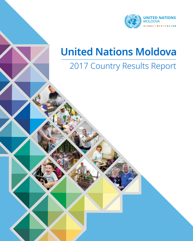 United Nations Moldova 2017 Country Results Report