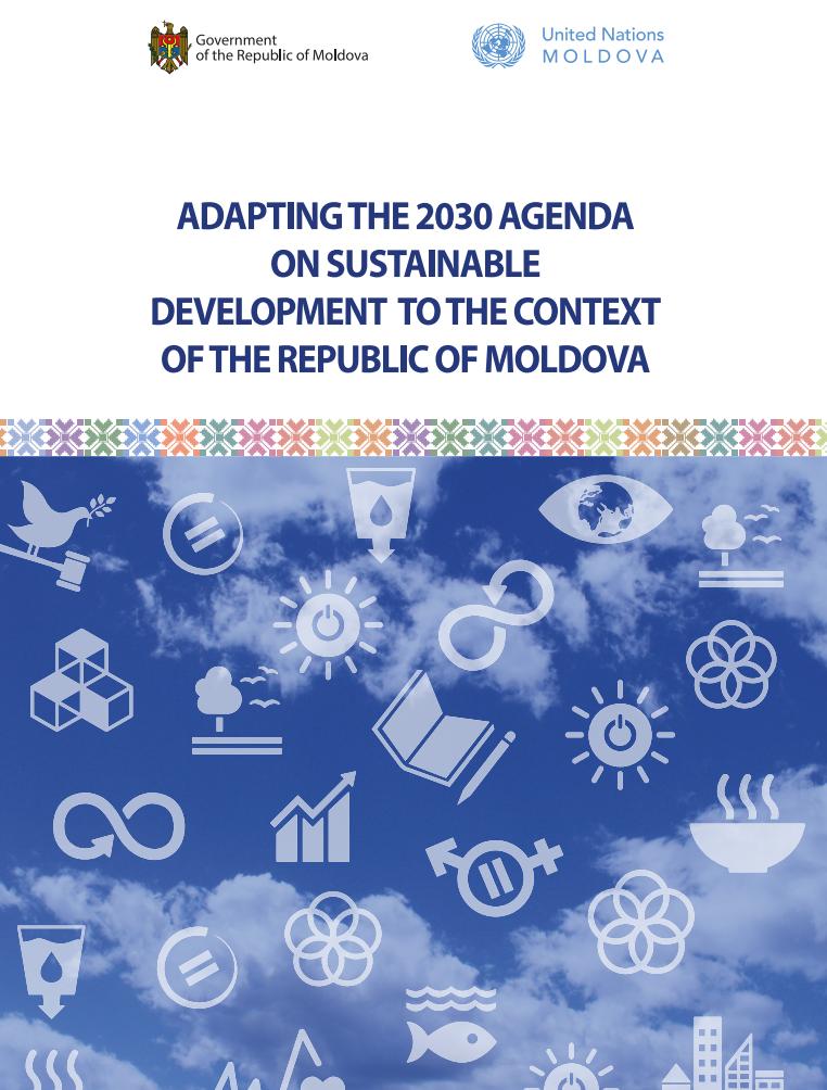 Adaptarea Agendei 2030 la contextul Republicii Moldova