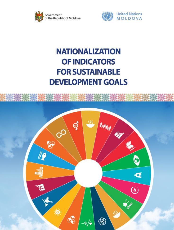 Naționalizarea indicatorilor pentru ODD