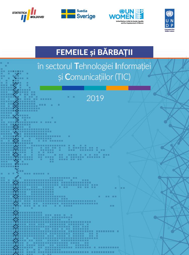 Femeile și bărbații în sectorul Tehnologiei Informației și Comunicațiilor