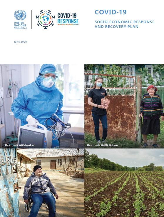 Planul de Acțiune pentru Răspuns și Redresare Socio-Economică COVID-19 al ONU Moldova