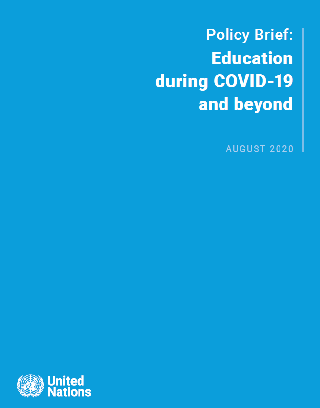 Education during COVID-19 and beyond
