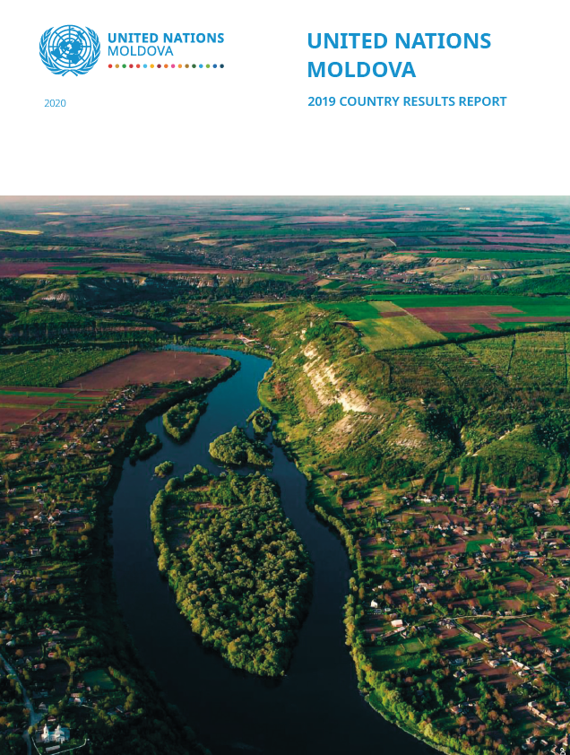 United Nations Moldova Country Results Report 2019