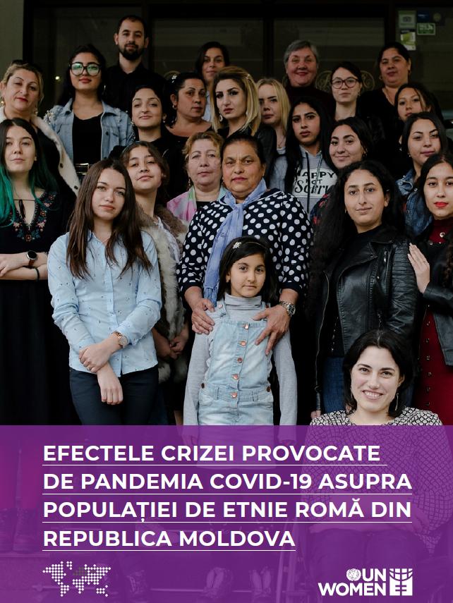 Efectele crizei provocate de pandemia COVID-19 asupra populației de etnie romă din Republica Moldova