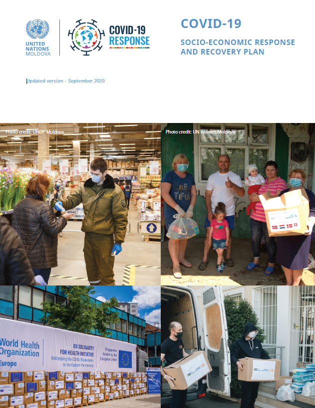 United Nations Moldova COVID-19 Socio-Economic Response and Recovery Plan - updated version