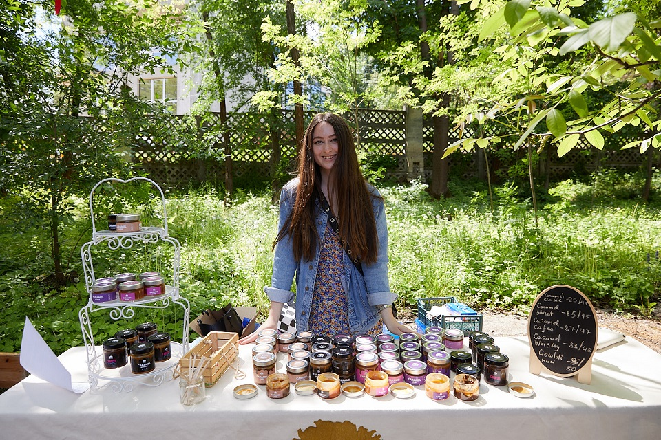 Young women entrepreneurs from the Republic of Moldova support the local market with healthy lifestyle promoting businesses