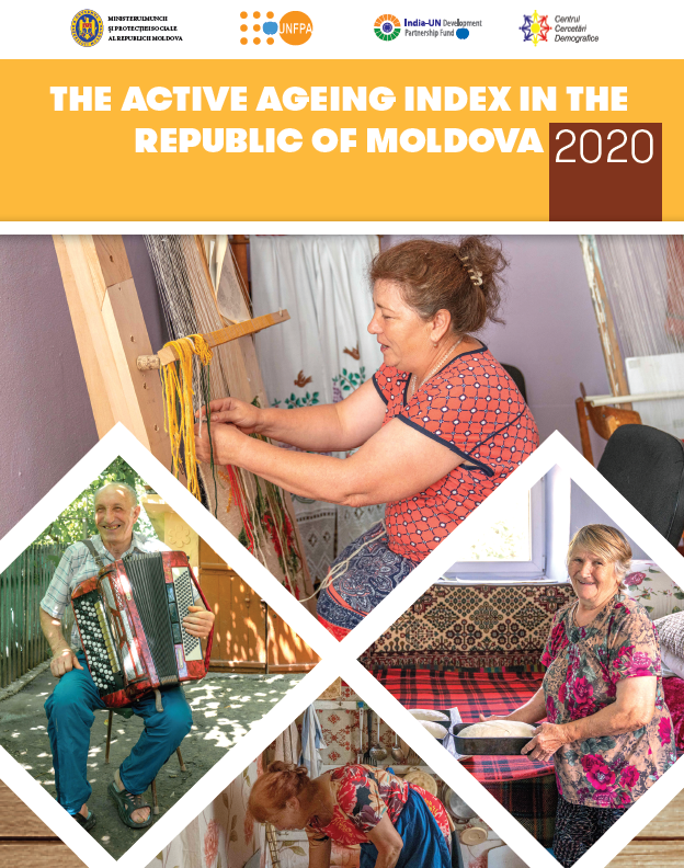 The Active Ageing Index in the Republic of Moldova for 2020