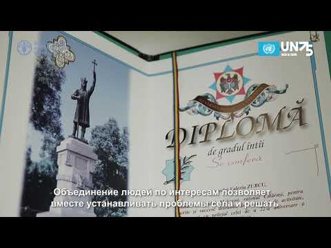 Message on UN Day from FAO Moldova partner