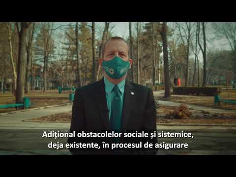 UN Moldova Resident Coordinator's message on the International Women's Day 2021