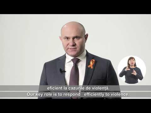 United against violence - UN family in Moldova kicks off the 16 Days of Activism against Gender-based Violence
