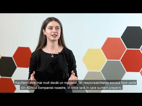 Kaufland Moldova implementing the Global Goals